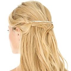 High Quality Fashion Restore Ancient Ways Unique Personality Curved Shape Design Hairpin Combs