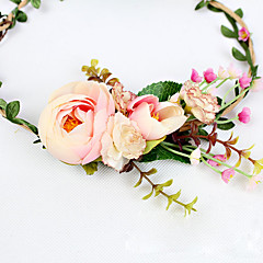 Women's Resin Headpiece-Wedding Wreaths 1 Piece