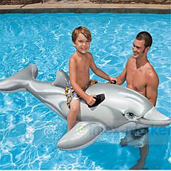 Inflatable Ride-on Golfinho Animais Criança Alta qualidade