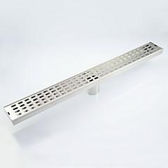 "Abfluss / Bad Ensemble / Edelstahl / Andere /600x68x70mm(23.6x2.7x2.8"") /Edelstahl /Modern /600mm(23.6"") 68mm(2.7"") 1.05KG"