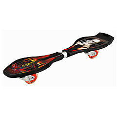 Kinder Caster Boards Rot Blau