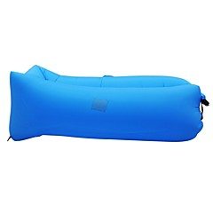 Inflatable Lounger Air Filled Balloon Furniture with Carry Bag Inflates in Seconds Hangout as Lounge Chair   Air Bag