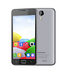 "Blackview Blackview BV2000 5.0 "" Android 5.1 3G-smartphone ( Dubbele SIM Quadcore 8 MP 1GB + 8 GB Grijs )"