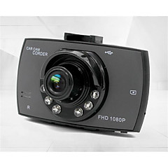 "Full HD 1920 x 1080 Car DVR  4.3"" Screen Dash Cam"