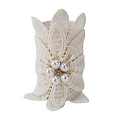 Pérola / Acrílico Guardanapos de casamento-1 Piece / Set anéis de guardanapo