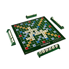 Vintage Score classique jeu de mots Scrabble originales Tiles Jeux de société pour enfants