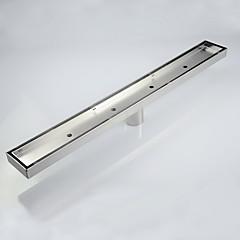 "Abfluss / Edelstahl / Andere /600x68x70mm(23.6x2.7x2.8"") /Edelstahl /Modern /600mm(23.6"") 68mm(2.7"") 1.11KG"