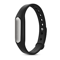 Xiaomi® MI Band 1S Armbånd Pedometere Pulsmåler Søvnsporing Bluetooth 4.0 iOS Android