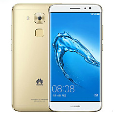 HUAWEI G9 5.5  Android 6.0 4G Smartphone (Dual SIM Octa Core 16MP 3GB  32 GB Gold)