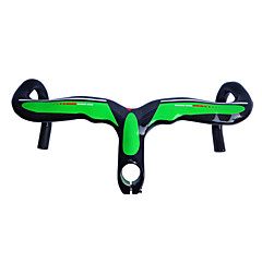 NEASTY HB13 Carbon Fiber Road Bike Handlebar Stem Handlebar Clear/Matte/Green/Red/White/Rose Color Painted Bicycle Parts