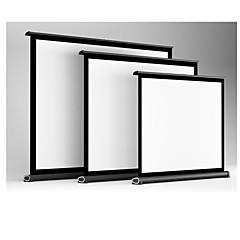 테이블 천으로 커튼 커튼 50 인치 흰색 플라스틱 야외 홈 오피스 일반적인 수축 커튼