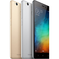 Xiaomi Redmi 3S 5.0  MIUI 4G Smartphone (Dual SIM Octa Core 13 MP 2GB  16 GB Grey / Gold / Silver)