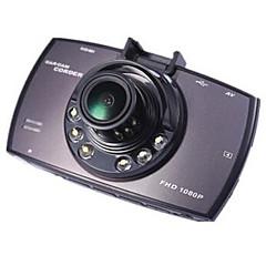 """OEM-fabrik 2,4"""" Allwinner TF-kort Sort Bil Kamera"""