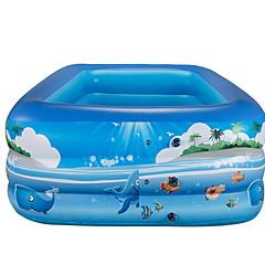 수중/모래 튜브 야외 장난감 / PVC / 플라스틱 브라운 아동용 전체