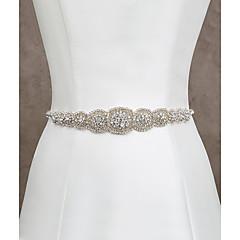 Elastano Casamento Faixa-Bordado Feminino 59 polegadas(150cm) Bordado
