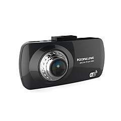 Autó DVR a1 dual kamera autó DVR NTK chipset imx322 érzékelő g-sensor ciklus felvétel mozgásérzékelő 140 fokos wdr