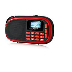 oude man portable walkman kleine stereo radio