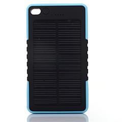 8000mAhmAhBank-externer Batterie Solarlade / Taschenlampe 8000mAh 1000mA Solarlade / Taschenlampe