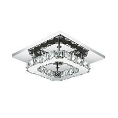 8W Unterputz ,  Zeitgenössisch Galvanisierung Feature for LED Metall Schlafzimmer / Esszimmer / Korridor