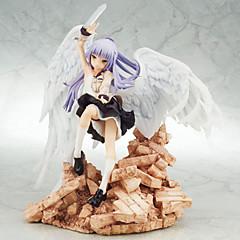 Anime Akcijske figure Inspirirana AngelBeats Kanade Tachibana PVC 22 CM Model Igračke Doll igračkama