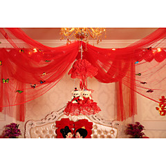 Kanvas Svatební dekorace-63Kusů v sadě Jaro Léto Podzim Zima Nepersonalizováno