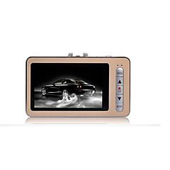 2.7 インチ Ambarella / Syntec / Zoran TFカード ブラック 車 カメラ