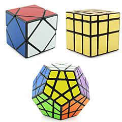 Rubik's Cube Cubo Macio de Velocidade Alienígeno MegaMinx Skewb Velocidade Nível Profissional Cubos Mágicos ABS