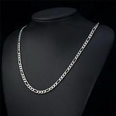 Herre Halskædevedhæng Erklæring Halskæder Smykker Geometrisk form Smykker Titanium Stål Geometrisk Europæisk Statement-smykker Smykker Til