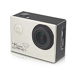 CUBE 360 מצלמה בסגנון / מצלמת פעולה 16MP 4608 x 3456 WIFI / ניתן להתאמה / Wireless / זויית רחבה 30fps No ± 2EV 2 CMOS 32 GB MPEG-4 / H.264