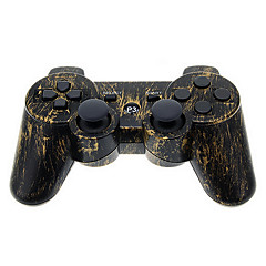 Dual Shock Six Axis Wireless Bluetooth Controller for PS3