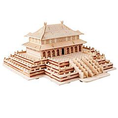 직소 퍼즐 디스플레이 모델 빌딩 블록 DIY 장난감 성 1 나무 카멜 모델 & 조립 장난감