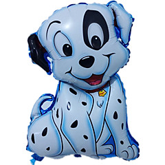 Ballonnen Honden Aluminium 5 tot 7 jaar 8 tot 13 jaar