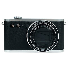 seagull® ck101 klassisk digitalt kamera (svart)