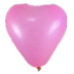 Ballonnen Hartvormig 5 tot 7 jaar 8 tot 13 jaar