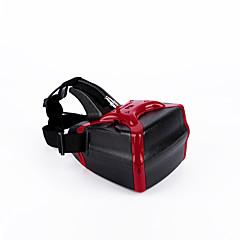 Obecné FPV brýle / VR Červená Kov Jeden díl