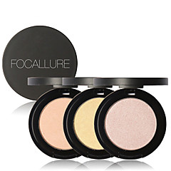 FOCALLURE 5 Colors Face Bronzer Highlighter Palette