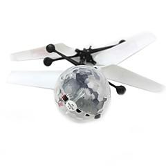 Vliegende gadget Cirkelvormig / Vliegtuig Metaal / Kunststof Regenboog