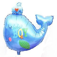 Ballonnen Alles voor de feestdagen Vissen Aluminium Bruin Orange 5 tot 7 jaar 8 tot 13 jaar