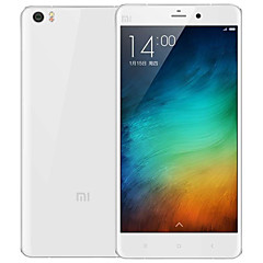 "Xiaomi MI Note 5.7 "" MIUI Smartphone 4G (Chip Duplo Quad Core 13 MP 3GB + 16 GB Branco / Natural Bamboo)"