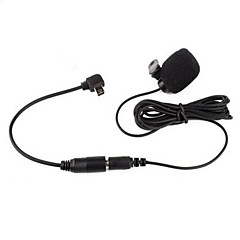 Microphone כבל נוח Multi-function For Gopro Hero 3 Gopro Hero 3+ אוניברסלי