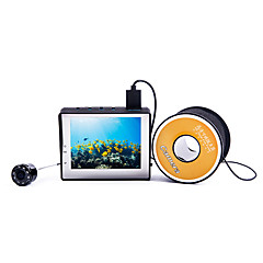 WF02 3.5 LCD Monitor Wearable Fish Finder 1000TVL Underwater Video Fishing Camera 30M Cable Ice Ocean Fishing