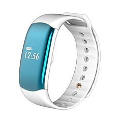 Pulseira Inteligente iOS AndroidImpermeável Calorias Queimadas Pedômetros Saúde Esportivo Monitor de Batimento Cardíaco Sensível ao Toque