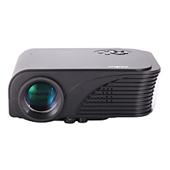 OUKU®Mini HD 1080P LCD Technology S320 Projector VGA USB TF