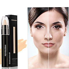 1PC Shimmer Stick Pen Highlighters/Bronzers Mineral Stick Shimmer glitter gloss / Oil-control / Concealer / Breathable / Brightening Eyes / Face