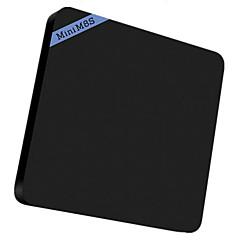 MINI M8S II Amlogic S905X Android TV Box,RAM 2GB ROM 16GB クアッドコア 無線LANの802.11b ブルートゥース 4.0