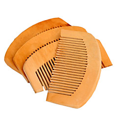 Natural Health Wooden Comb Anti-Static Conditioner Portable Wooden Comb