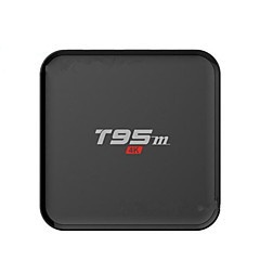 T95M Amlogic S905X Android TV Box,RAM 1GB ROM 8GB Quad Core WiFi 802.11g No