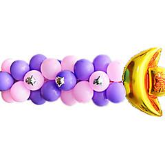 Μπαλόνια Γιορτινά προϊόντα Κυλινδρικό Καουτσούκ Κόκκινο 2 ως 4 χρονών 5 ως 7 χρονών 8 ως 13 χρονών