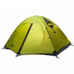 MOBI GARDEN® 1 Pessoa Tenda Duplo Tenda Automática Um Quarto Barraca de acampamento OxfordProva de Água Respirabilidade Resistente Raios