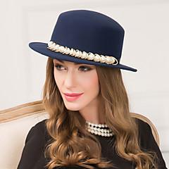 נשים סגסוגת דמוי פנינה צמר כיסוי ראש-חתונה אירוע מיוחד קז'ואל כובעים חלק 1